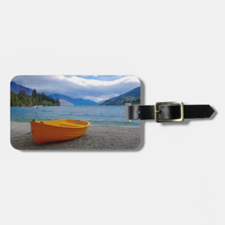 Lake Wakatipu, Queenstown Tag For Luggage