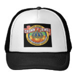 Lake Wales Crown Jewel Orange Trucker Hat
