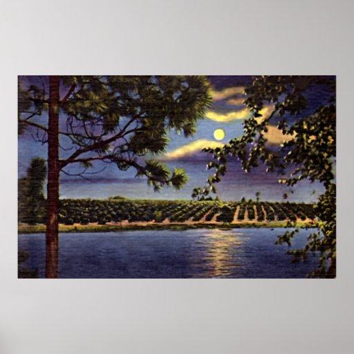 Lake Wales, Florida Poster