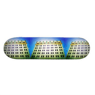 Lake Wales Hotel Skateboard Deck