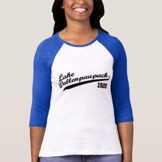 Lake Wallenpauapack Baseball 3/4 Sleeve T-Shirt