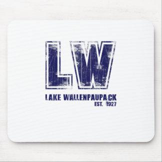 Lake Wallenpaupack est 1927 Mouse Pad