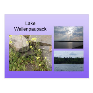 Lake Wallenpaupack Postcard