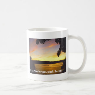 Lake Wallenpaupack Sunset Mug