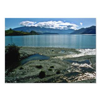 Lake Wanaka 5x7 Paper Invitation Card