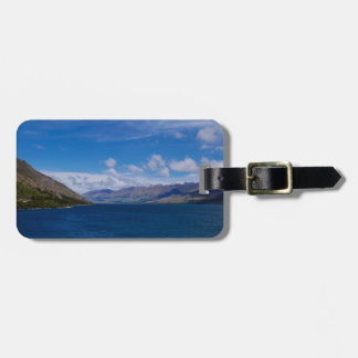 Lake Wanaka, New Zealand Luggage Tag