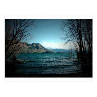 Lake Wanaka, New Zealand Postcard