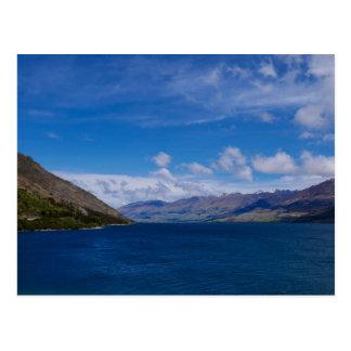 Lake Wanaka, New Zealand - Postcard