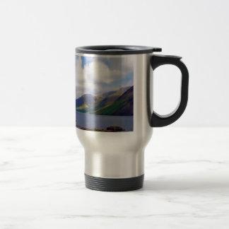 Lake Wastwater District Travel Mug