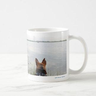 LAKE WATCH DOG MUG