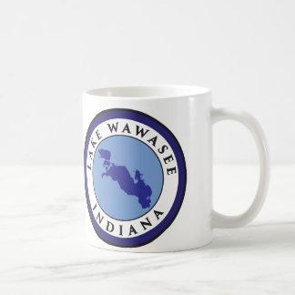 Lake Wawasee, Indiana Coffee Mug