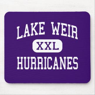 Lake Weir - Hurricanes - High - Ocala Florida Mouse Pads