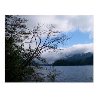Lake Whatcom Postcard