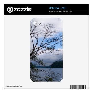 Lake Whatcom Decal For iPhone 4S