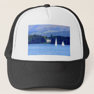 Lake Windemere, England Trucker Hat