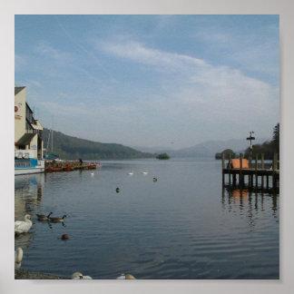 Lake Windemere Print