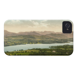 Lake Windermere I, Lake District, Cumbria, England iPhone 4 Covers