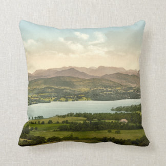 Lake Windermere I, Lake District, Cumbria, England Pillows