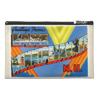 Lake Winnipesaukee #2 New Hampshire NH Old Travel Travel Accessory Bag