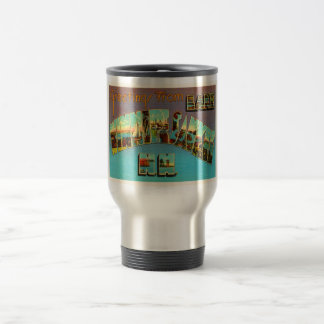 Lake Winnipesaukee New Hampshire Travel Souvenir Travel Mug