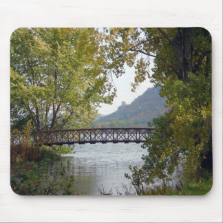 Lake Winona - Winona, MN Mouse Pad