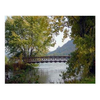 Lake Winona - Winona, MN Postcard