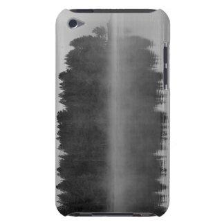 Lake with fog, Oregon iPod Case-Mate Cases