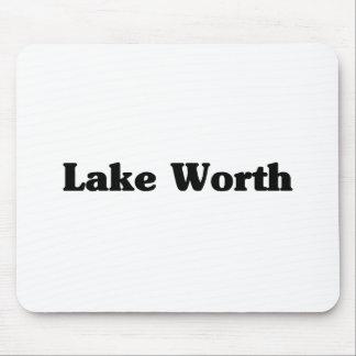 Lake Worth Classic t shirts Mousepad