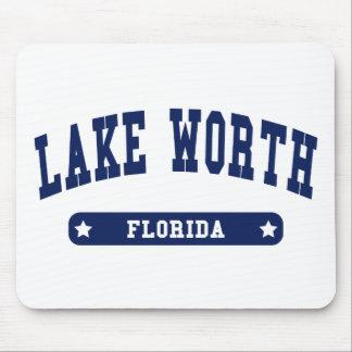 Lake Worth Florida College Style tee shirts Mousepads