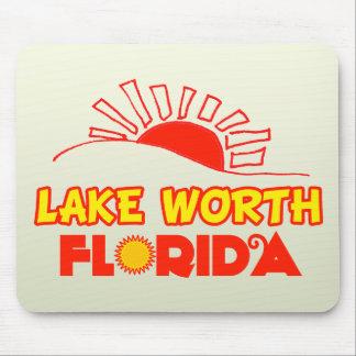 Lake Worth Florida Mouse Pad