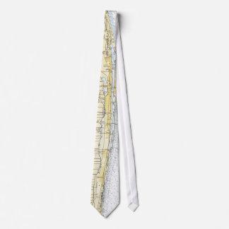 Lake Worth Inlet Nautical Chart Tie