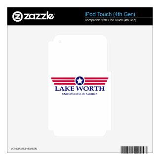 Lake Worth Pride iPod Touch 4G Skin