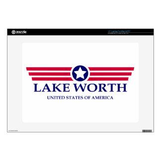 """Lake Worth Pride Skin For 15"""" Laptop"""