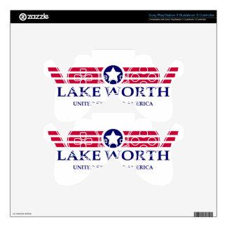 Lake Worth Pride PS3 Controller Skins