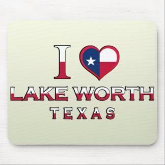 Lake Worth Texas Mousepad