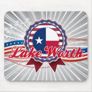 Lake Worth TX Mouse Pad