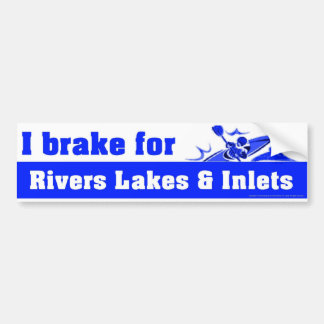 LakeBrakeBlue Pegatina Para Auto