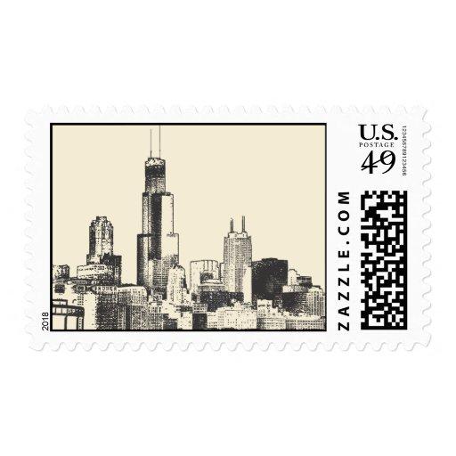 Lakefront Stamp