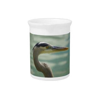 Lakeland Egret Beverage Pitcher