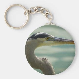 Lakeland Egret Keychain