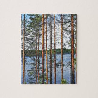 Lakeland finlandés puzzle
