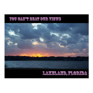 Lakeland Florida Post Card