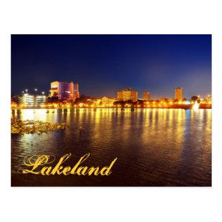 Lakeland, la Florida, los E.E.U.U. Tarjetas Postales
