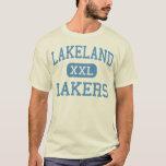 Lakeland - Lakers - High School - LaGrange Indiana T-Shirt