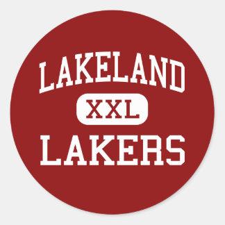 Lakeland - Lakers - Middle - LaGrange Indiana Stickers