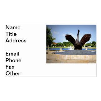Lakeland Landmark Business Card Templates