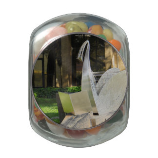 Lakeland Library Glass Jar