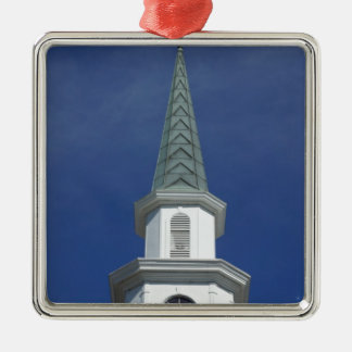 Lakeland Steeple Metal Ornament