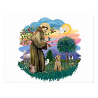 Lakeland Terrier (2R) Postcard