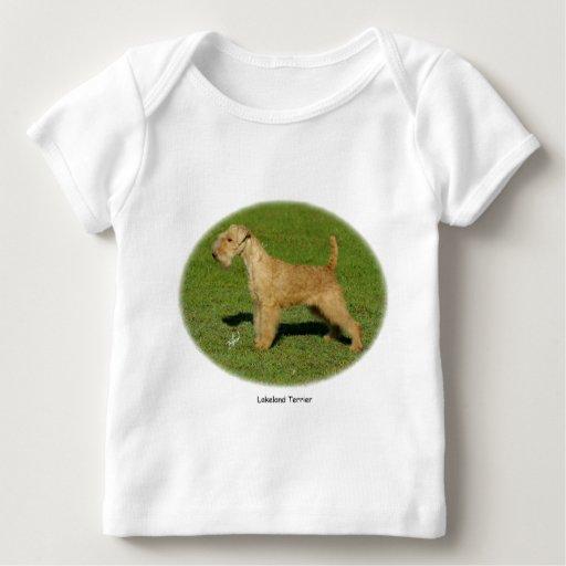 Lakeland Terrier 9P002D-26 Playera De Bebé